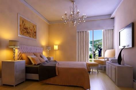 Decor và trang trí phòng ngủ bằng đồ nội thất hợp phong thủy sẽ khiến gia chủ nghỉ ngơi thoải mái hơn