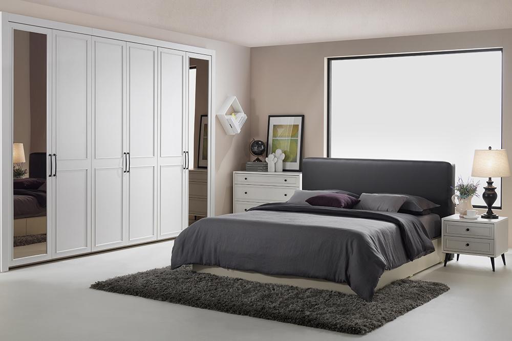 Nội thất phòng ngủ không chỉ chú ý về ánh sáng, nội thất...mà cả về cách bài trí phong thủy
